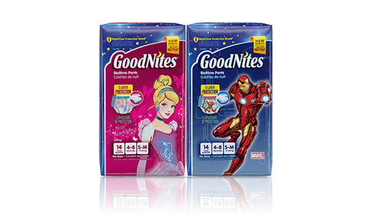 GoodNites® Bedtime Pants